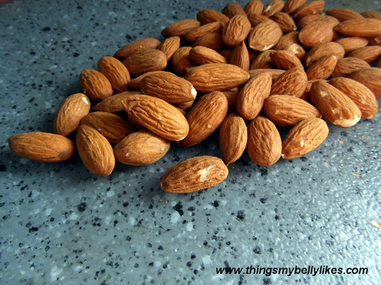 goodbye tasty almonds, it was a good ride while it lasted