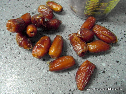 dates - look weird, taste great