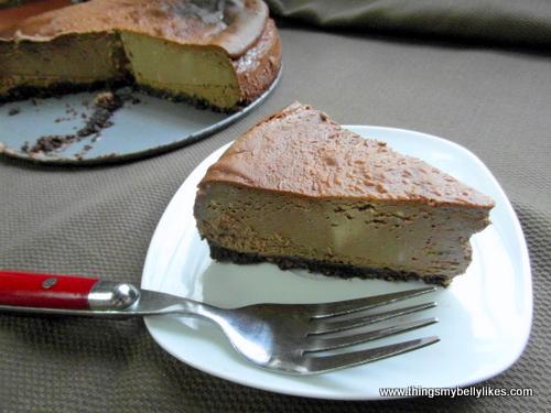 based on a Martha Stewart recipe - no-one does cheesecake like Martha