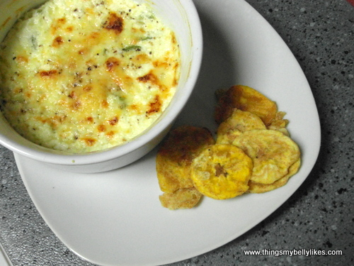FYI - plantain chips are incredible. Watch this space, I intend to make my own soon