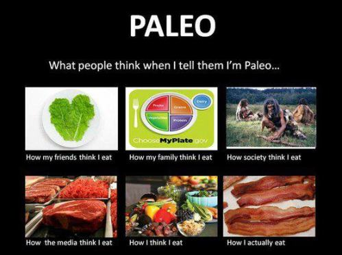 the many misconceptions of paleo