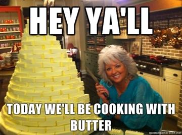 waaaay ahead of you Paula