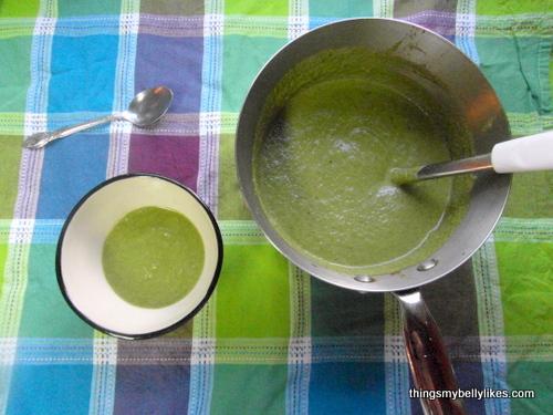 Autumn = soup season