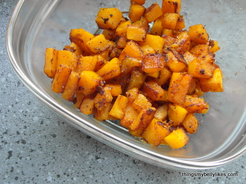 the only way to eat squash is to fry it in bacon fat. Bacon fat makes everything better...it's like cheese in that way