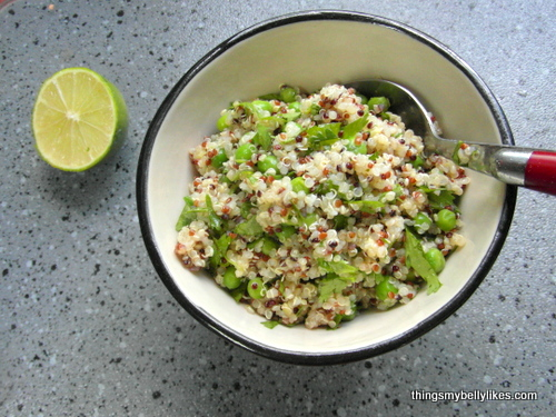 contrary to popular belief, quinoa is a seed not a grain