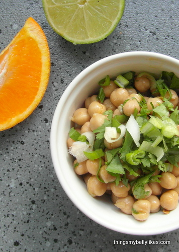 fun fact: chickpeas are rich in folate