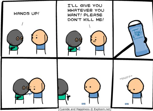 from Cyanide and Happiness
